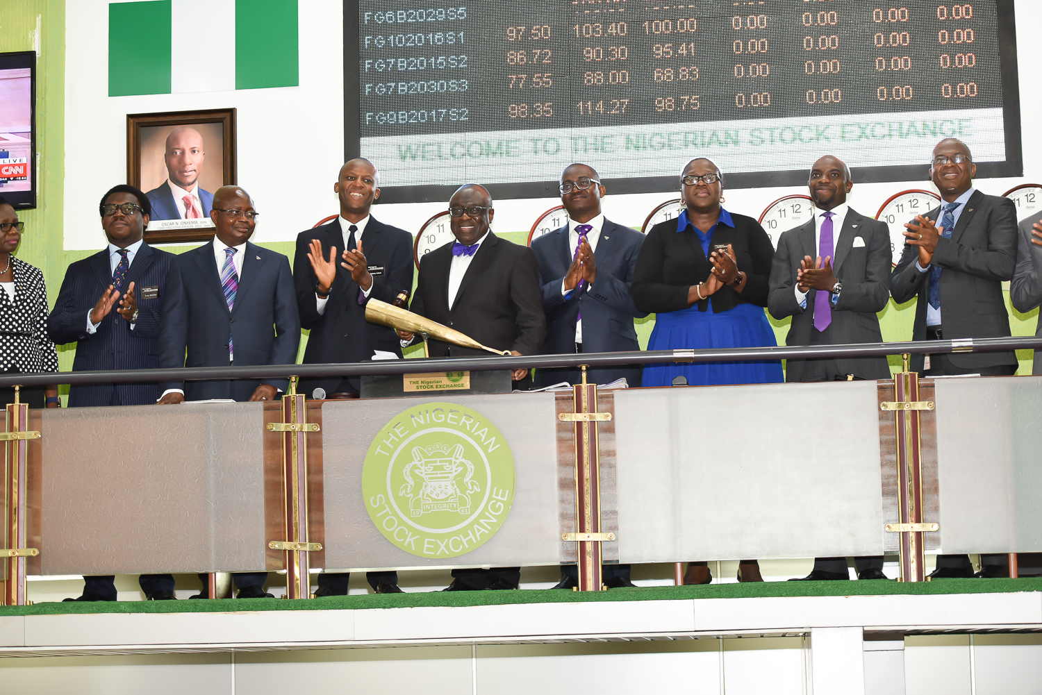 Fact behind the figures at the NSE 6