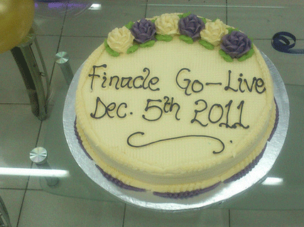 Finacle Go-Live 3
