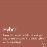 Hybrid Accounts